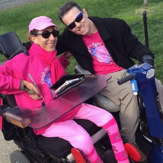 Making Strides Against Breast Cancer D.C. Walk, 2016