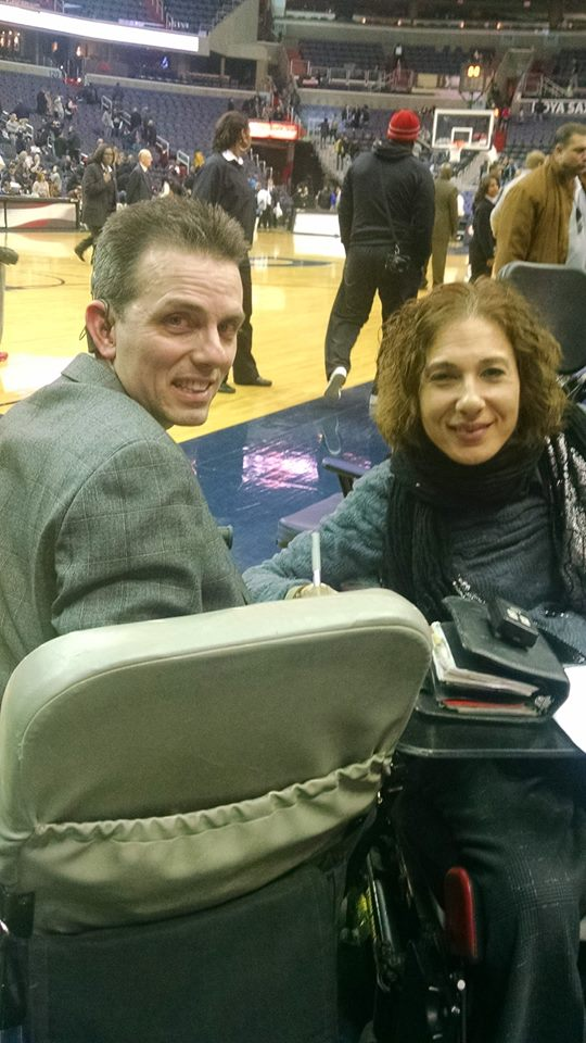 Courtside seats at a Georgetown Hoyas Men's Basketball Game, 2015