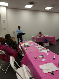 Monthly Thelma D. Jones Breast Cancer Fund, breast cancer support group meeting, with speaker Derrick T. Jackson, licensed acupuncturist and Chinese herbal medicine practitioner, 5-19.