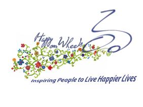 Happy on Wheels logo