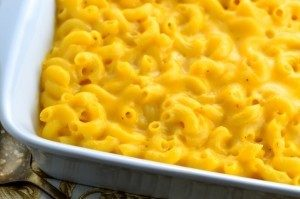 Photo of Macaroni and Cheese.
