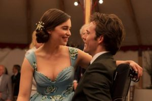 """Me Before You"" movie still.`"