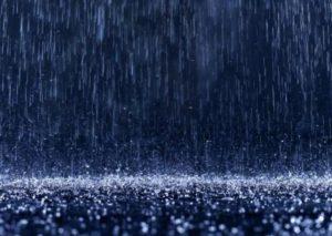 Picture of rain.