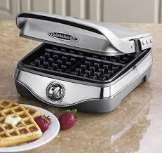 Calphalon waffle maker